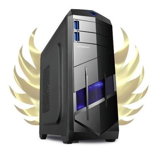 Cpu Gamer Asus/ Core I5/ 8gb/ 1tb/ Hdmi/ Wi-fi/ Led Gt610