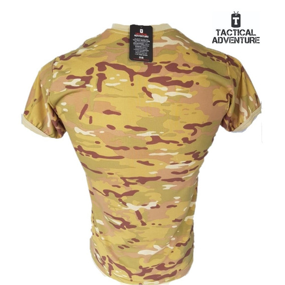 Camiseta Multicam T-shirt Tactical Adventure