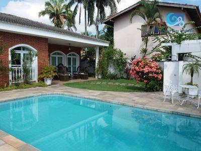 Casa Para Locação - Jardim Acapulco - Guarujá - Ca1746