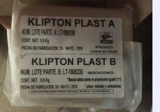 Plastilina Epoxica 1 Kilo *entrega Personal * Cdmx