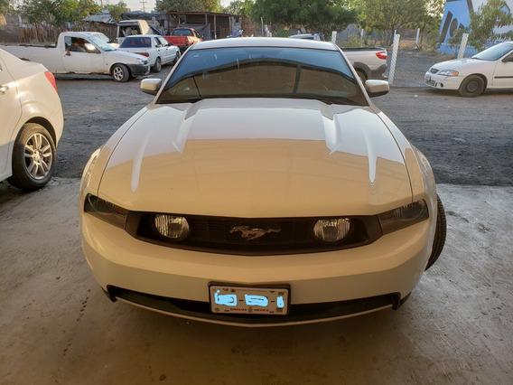 Ford Mustang 2011 Gt 5.0 Excelentes Condiciones