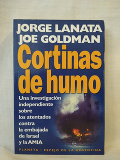 Cortinas De Humo - Lanata Y Goldman - Planeta