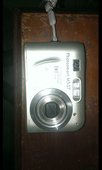 Camara Digital Hp Photosmart M537 + Cable Usb