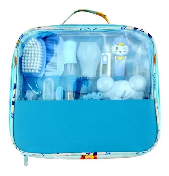 Kit Higiene E Cuidados Do Bebê Termômetro Recém Nascido