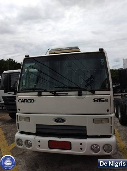 Ford Cargo 815 - Caminhão 3x4 - Chassi
