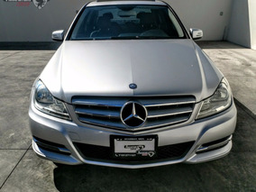 Mercedes Benz Clase C200 Cgi Exclusive Cd Gps Ra-17 2013
