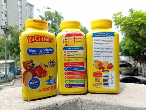 Lil Critters Gummy Vites