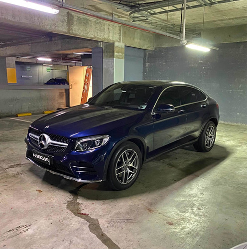 Mercedes Benz Glc 300 Coupe