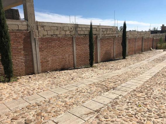 Terreno En Venta Habitacional En Privada Zona Puentecillas
