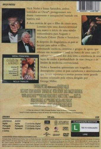 Torrent oleo lorenzo completo de via baixar dublado filme Raridades 0800: