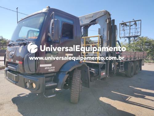 Ford Cargo 2628 Ano 2012 Com Munck Tka 62.000