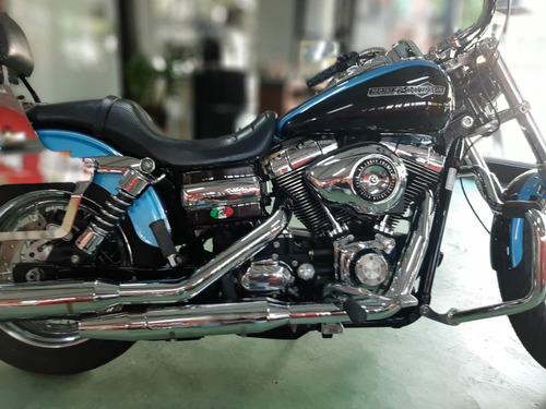 Harley Davidson Dyna Super Glide 2011