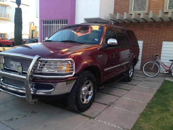 Vendo Hermosa Camioneta Ford Expedition 1997- Todo En Regla