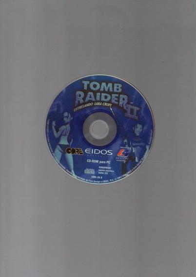 Cd - Rom Tomb Raider 2 (148)