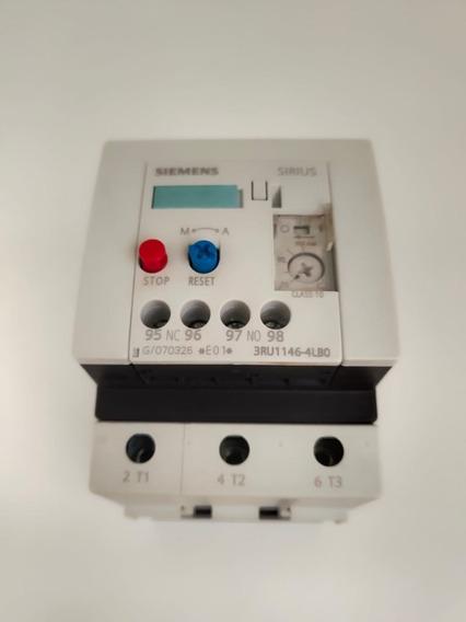 Rele Térmico Bimetal Sobrecarga Siemens 3ru1146-4lb0 70-90a