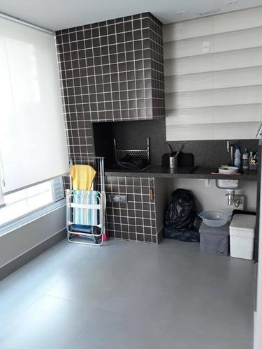 Vila Caminho Do Mar - 3 Dorms 1 Suite 2 Vagas - V-1685