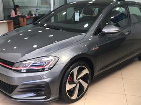 Volkswagen Golf 2.0 Gti Tsi App Connect + Cuero My18 0km Vw