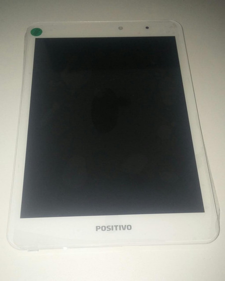Gabinete Frontal Tablet Branco D7803 Positivo