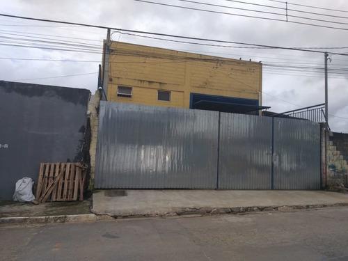 Galpões Comerciais, Industrial Para Venda No Bairro Cidade Aracilia Em Guarulhos - Cod: Ai22640 - Ai22640