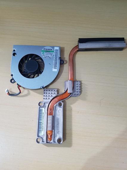Cooler Dissipador Notebook Acer 5532 5517 E627 Gb0575pfv1-a