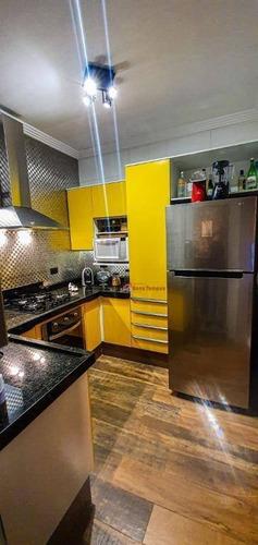 Sobrado Com 2 Dormitórios À Venda, 57 M² Por R$ 310.000,00 - Vila Ré - São Paulo/sp - So2900
