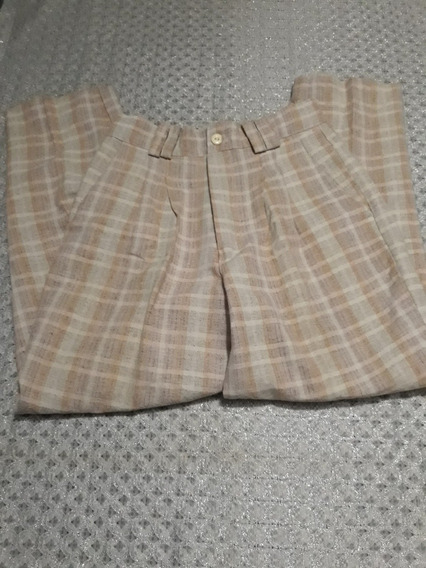 Pantalon De Lino Para Dama
