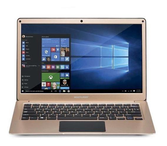 Notebook Legacy Celeron Pc223 4gb Ram 13.3 64gb Windows 10 M