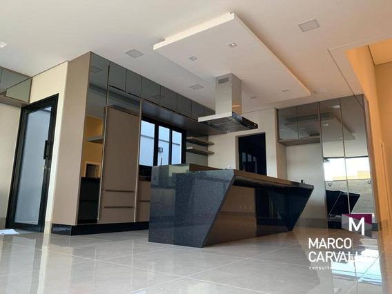 Casa À Venda, 240 M² Por R$ 1.150.000,00 - Parque Das Esmeraldas Ii - Marília/sp - Ca0432
