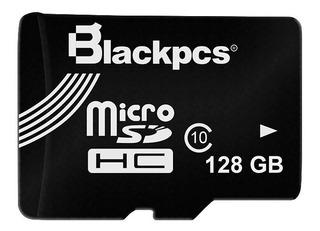 Tarjeta De Memoria Blackpcs Micro Sdxc 64gb Clase 10 (mm10101-64)