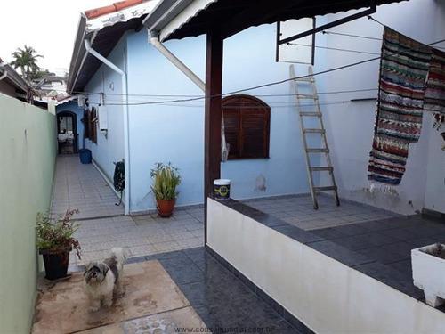 Imagem 1 de 17 de Casas À Venda  Em Jundiaí/sp - Compre A Sua Casa Aqui! - 1446818