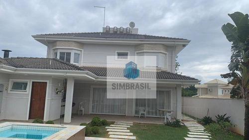 Imagem 1 de 13 de Casa Condomínio Estância Eudóxia - Ca1539