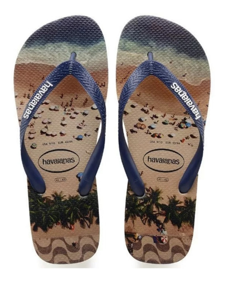 Sandalia Havaianas Masculina Hype