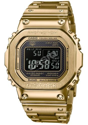 Imagen 1 de 10 de Reloj Casio G-shock Metal Gmw-b5000gd-9