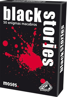 Card Game Black Stories Em Português Galápagos