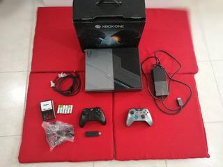 Xbox One Edicion Halo Guardians 33 Juegosoriginal Negociable