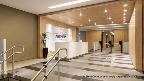 Sala Comercial À Venda Com 173.36m² Por R$ 1.400.000,00 No Bairro Champagnat - Curitiba / Pr - M2ch-abinv10