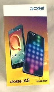 Celular Alcatel A5 Led Edition - Equipo Nuevo!