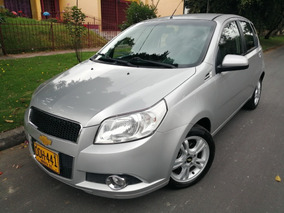 Chevrolet Aveo Emotion 5 Ptas Mt 1.6