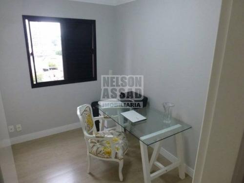 Imagem 1 de 21 de Apartamento Em Condomínio Padrão Para Venda No Bairro Vila Regente Feijó, 2 Dorm, 1 Suíte, 1 Vagas, 70 M - 1442