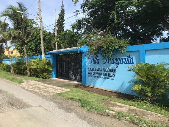 Boca Chica Parcela De 150/200 Metros En Propiedad Cerrada