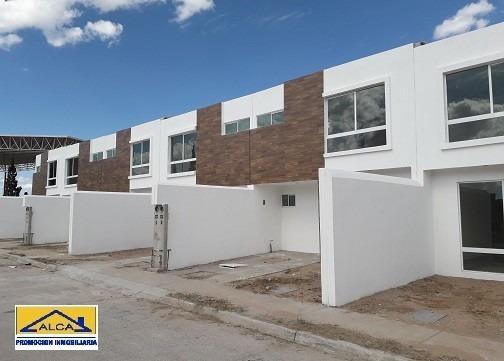 Casas Nuevas En El Fracc. La Gloria Residencial