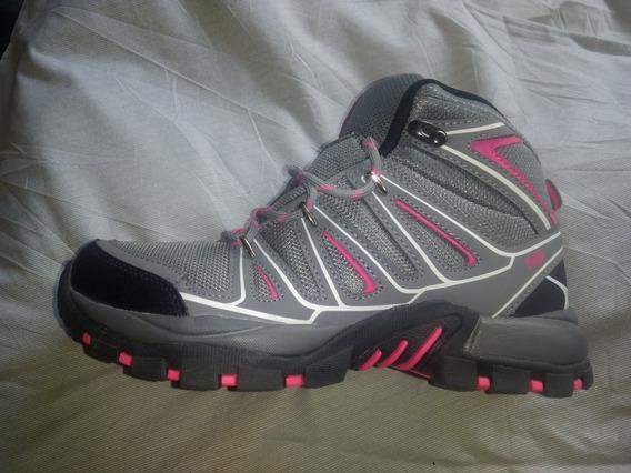 Zapatillas I-run 3d - Dama - Trekking