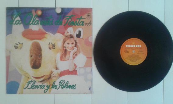 Disco La Ola Esta De Fiesta Vol. 2 Flavia Palmiero