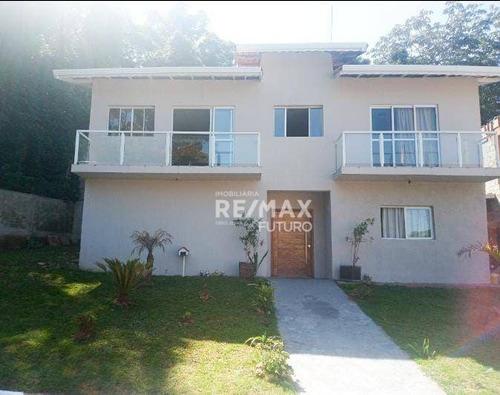 Casa Com 3 Dormitórios À Venda, 188 M² Por R$ 549.999,00-residêncial Villa Rica - Vargem Grande Paulista/sp - Ca0094