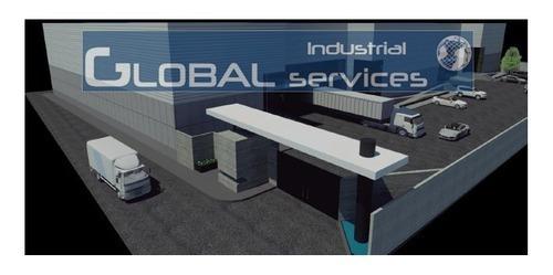 Nuevo Conjunto Industrial En Tlalnepantla.