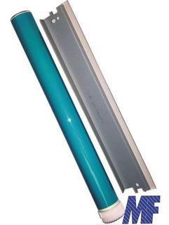 Kit Cilindro Y Cuchilla Ricoh 1015 1018 1500 2020 2000