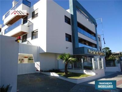 Apartamento A Venda No Bairro Ingleses Do Rio Vermelho Em - Ap05-5021