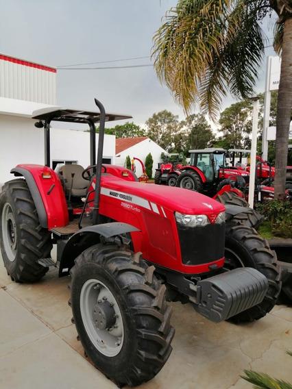 Tractor Nuevo Massey Ferguson 2690t 4wd
