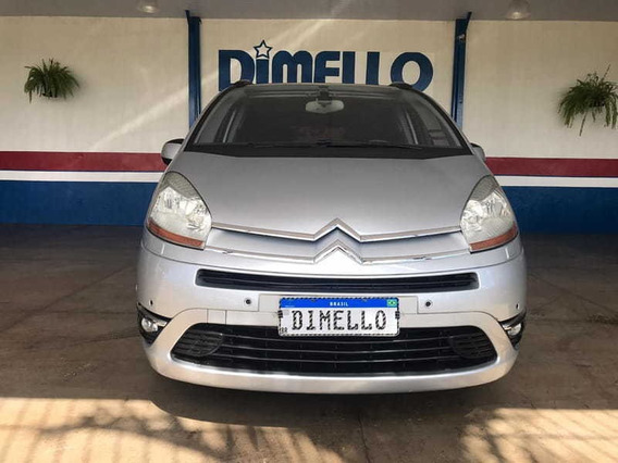 Citroen C4 Grand Picasso Exclusive 2.0 16v (aut)