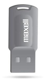 Pendrive Memoria Usb Solid 8gb Grey Maxell